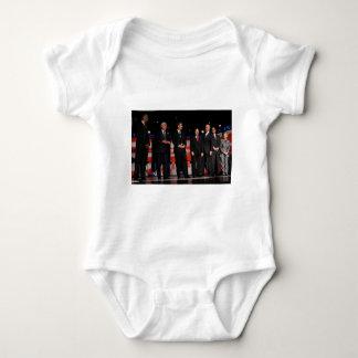 Obama-Primer discusión Body Para Bebé