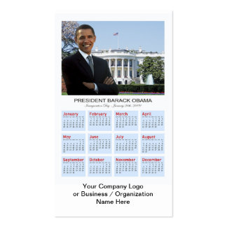 Obama Promotional Gifts - Corporate Card