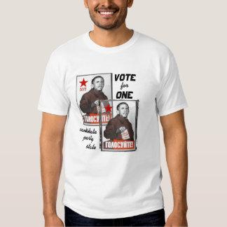 Obama propaganda shirt