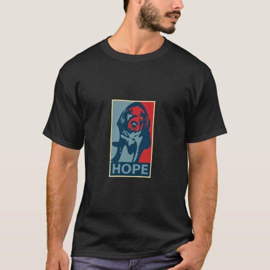 Obama Puppy Hope-Mens T-Shirt