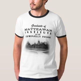 Obama Putin graduate T-shirt