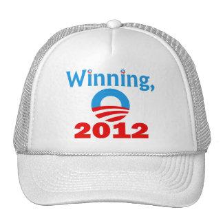 Obama que gana, 2012 gorros