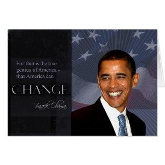 Obama Quote Card
