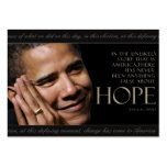Obama Quote Card Business Card Template