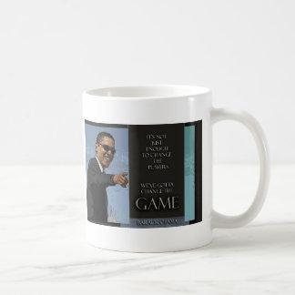 Obama Quote Classic White Coffee Mug