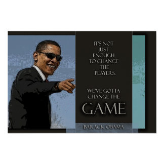 Obama Quote Posters