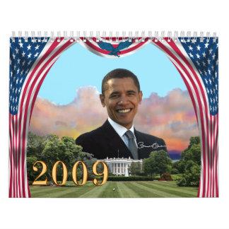 Obama Quotes - Customized Calendar