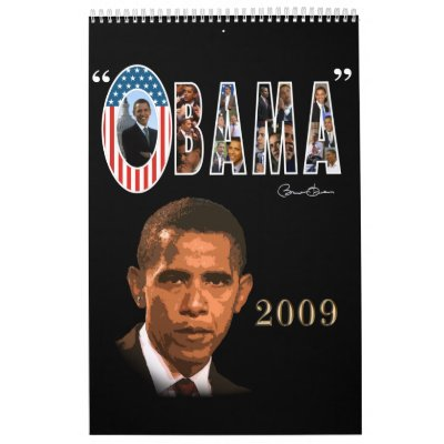 Obama Quotes Wall Calendar