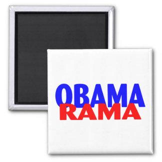 Obama-rama Fridge Magnet