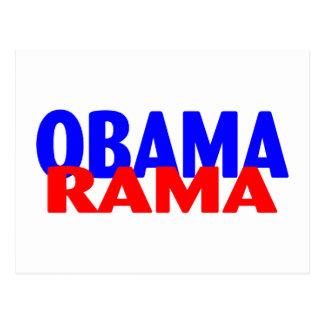 Obama Rama Postcard