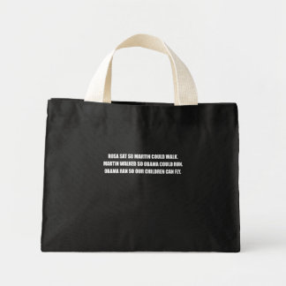 OBAMA RAN SO OUR CHILDREN CAN FLY.png Tote Bag