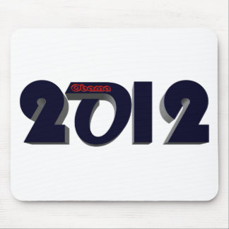Obama Re Elect 2 Mouse Pad