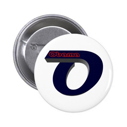 Obama Re Elect Pinback Button