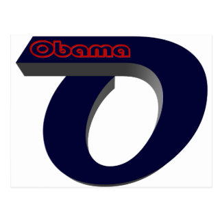 Obama Re Elect Postcards