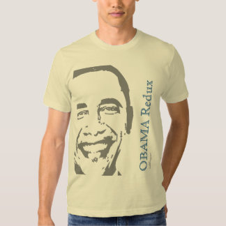 OBAMA  Redux Campaign 2012 T-Shirt