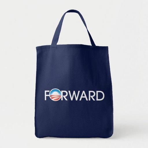 Obama remite el logotipo bolsa tela para la compra