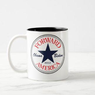 Obama remite la taza 2012 de café