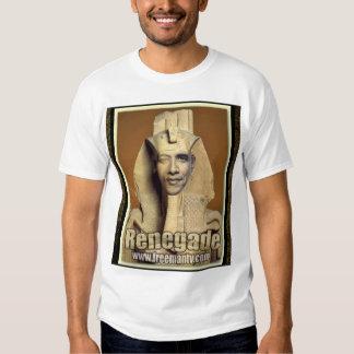 Obama Renegade T Shirt