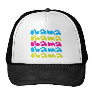 obama repeat mesh hat