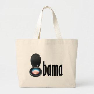 Obama (retrete) bolsa de mano