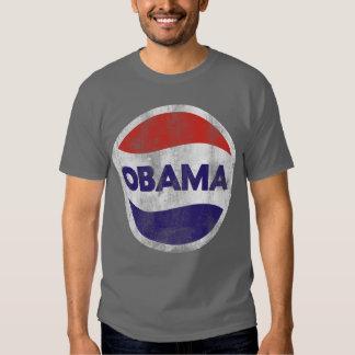Obama Retro Distressed T Shirt