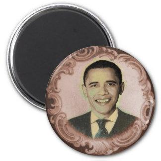 Obama Retro Sepia Tone Magnet