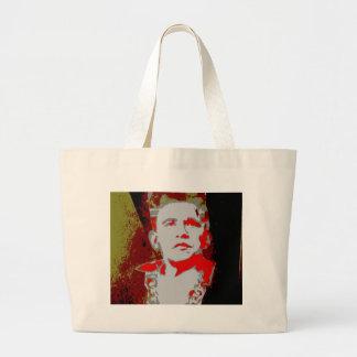 Obama Retro Style 2 Canvas Bags