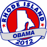 Obama - rhode island photo cut outs