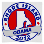 Obama - rhode island posters