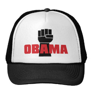 Obama Right On! Hats