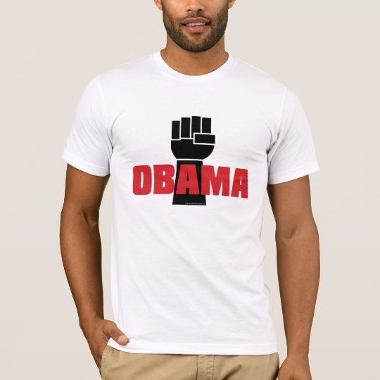 Obama Right On! T-Shirt
