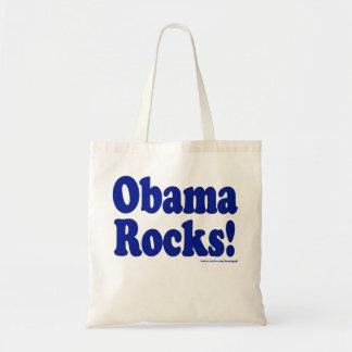 Obama Rocks Bag