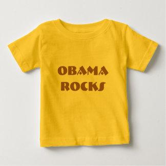 OBAMA ROCKS KIDS T SHIRT