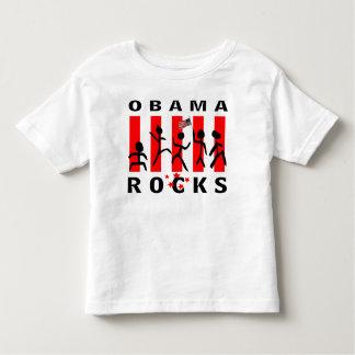 Obama Rocks T Shirt