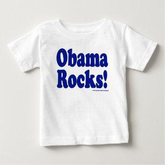 Obama Rocks Shirts