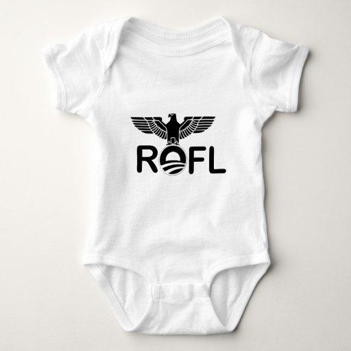 Obama: ROFL Baby Bodysuit