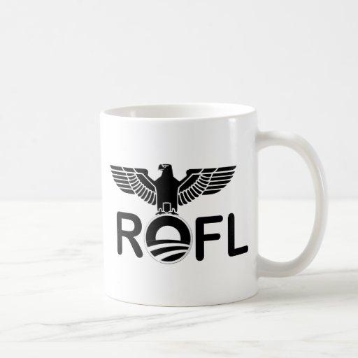 Obama: ROFL Coffee Mug