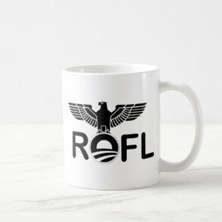 Obama: ROFL Classic White Coffee Mug