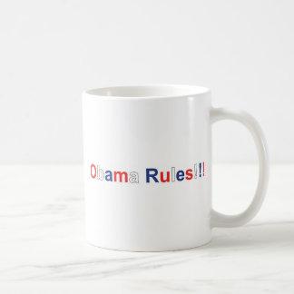 obama rules coffee mug
