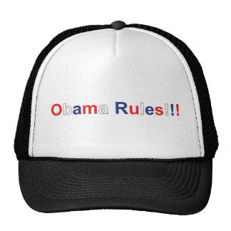 obama rules hat