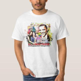 Obama's 2013 Presidential  Inauguration T-Shirt