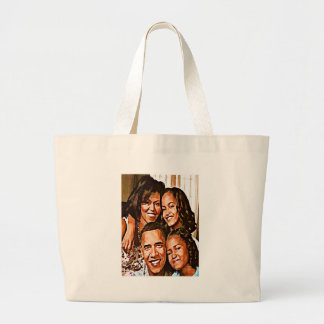 Obama s Love_ Canvas Bag