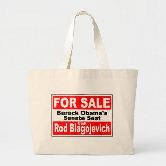 Obama s Senate Seat for Sale Bag