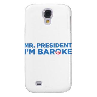 Obama Samsung Galaxy S4 Cover