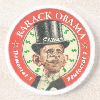 Obama Sandstone Coaster
