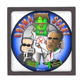 Obama Scare Premium Trinket Box