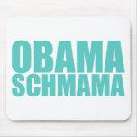 Obama Schmama Alfombrilla De Ratones