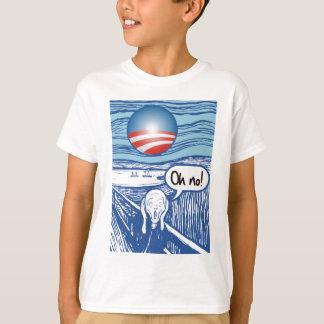 obama scream T-Shirt