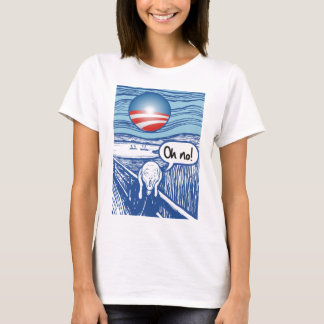 obama scream T-Shirt