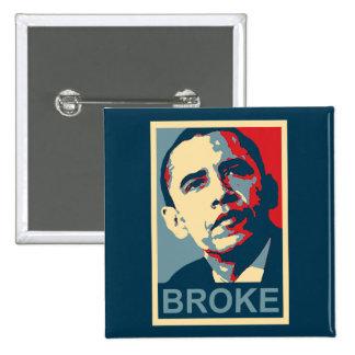 Obama: Se rompió Pin